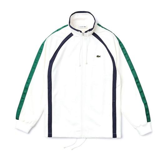 Lacoste Heritage Double Face Zip Jacket