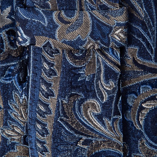 Joe Black Parchment Paisley 7.5Cm Tie