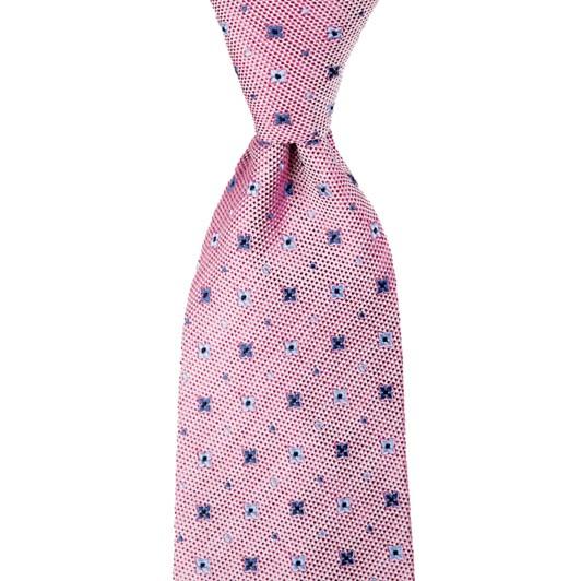 Joe Black Pindot Foulard 7.5Cm Tie