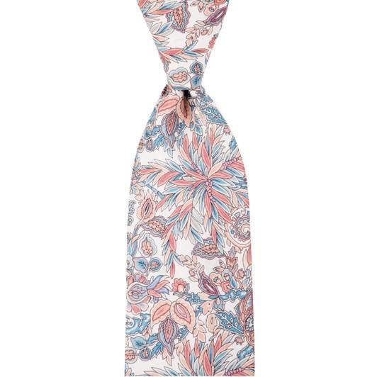 Joe Black Liberty Faraway Palm 7.5Cm Tie