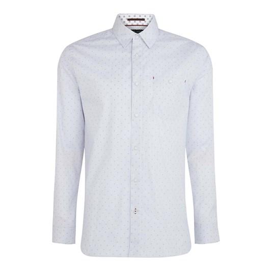 Ted Baker Kalfon Long Sleeve Stripe Coupe Shirt