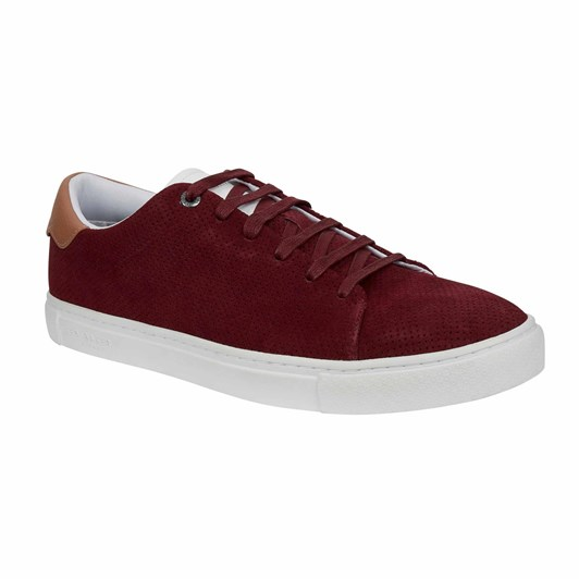 Ted Baker Ruenner Suede Cupsole Trainers