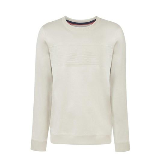 Ted Baker Seekwal Long Sleeve Paneled Sweatshirt