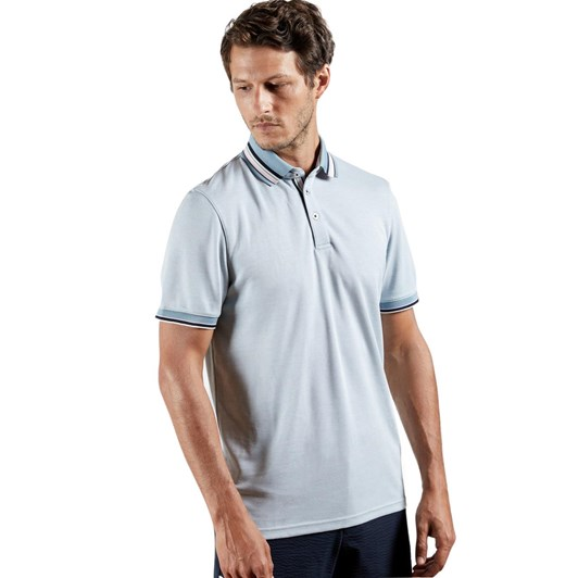 Ted Baker Shred Short Sleeve Polo