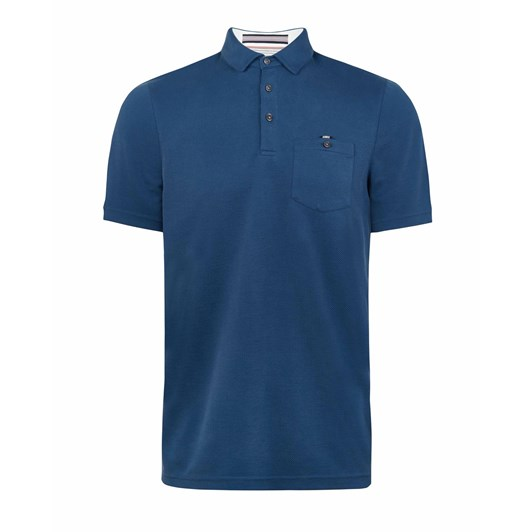 Ted Baker Watch Short Sleeve Soft Touch Polo