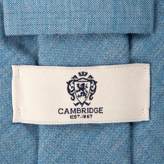 Cambridge Melange Cotton 7.5Cm Tie