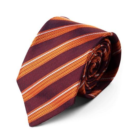 Cambridge Herringbone Stripe 7.5Cm Tie