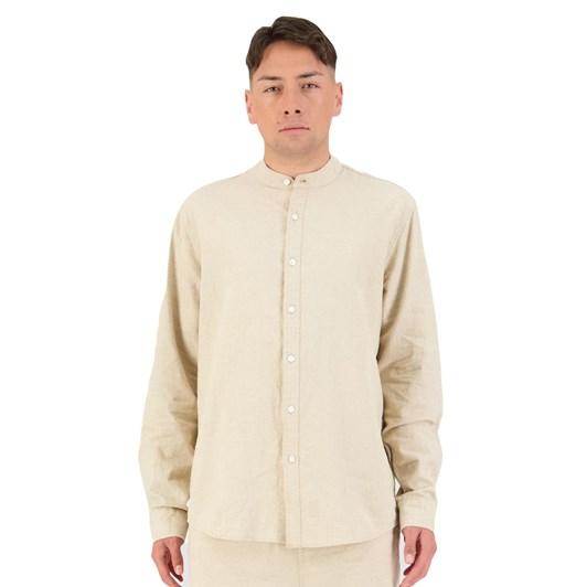 Huffer Oneroa L/S East Shirt