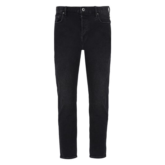 AllSaints Jack Damaged Straight Jeans