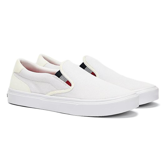 Tommy Hilfiger Light Weight Knit Slip On Trainers