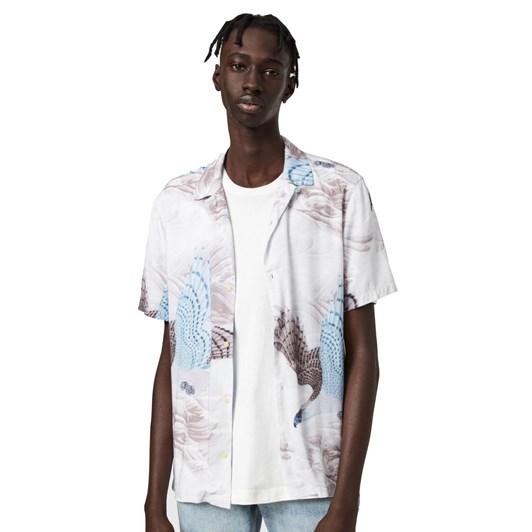 AllSaints Rapax SS Shirt