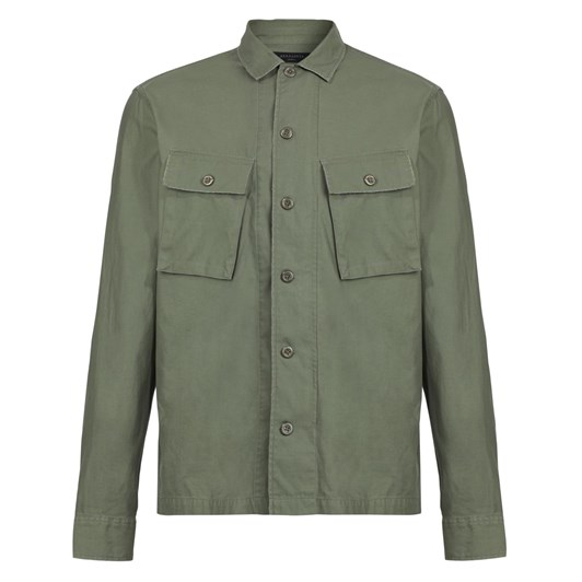 AllSaints Troop LS Shirt