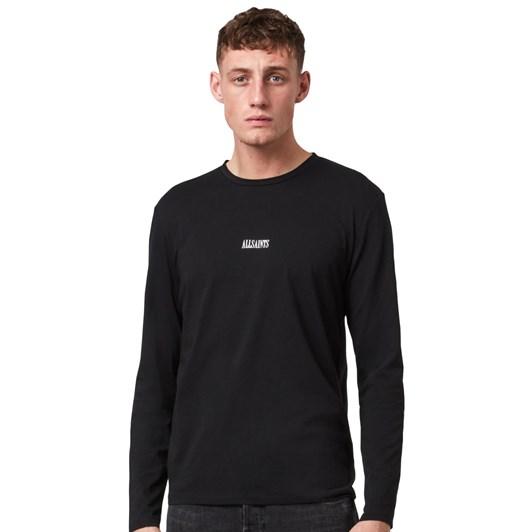 AllSaints State LS Crew T-Shirt