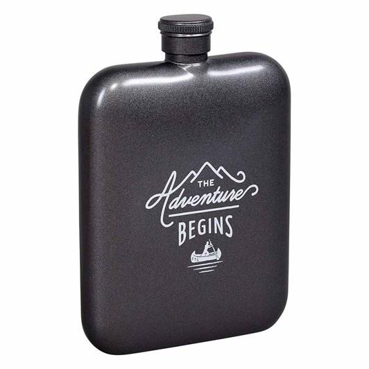 Gentleman's Hardware Hip Flask 180ml