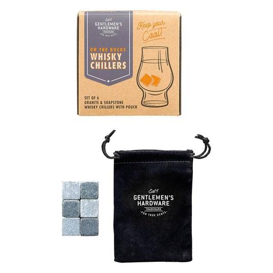 Gentleman's Hardware Whisky Chillers Set Of 6