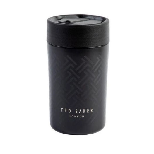 Ted Baker Travel Cup Black 300ml