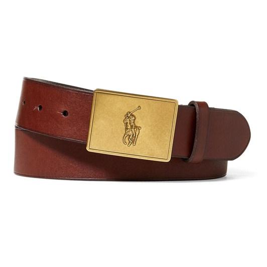 Polo Ralph Lauren  Pp Plaque-Casual-Medium-Vachetta