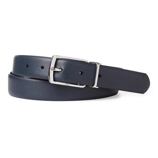 Polo Ralph Lauren  Rvrs Elongtd-Dress-Medium-Leather