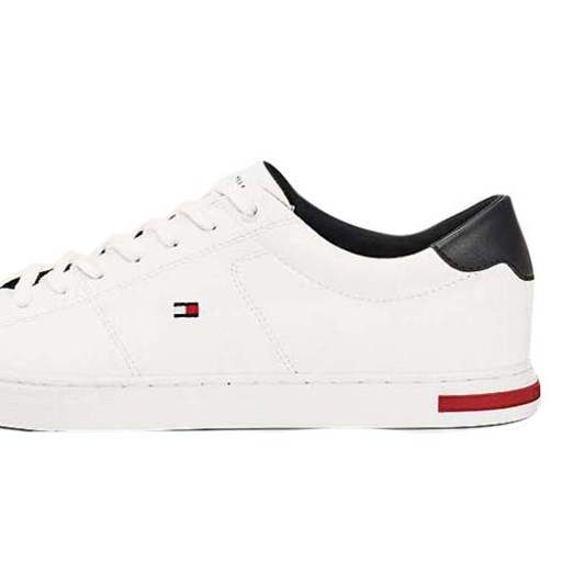Tommy Hilfiger Essential Leather Low-Top Trainers