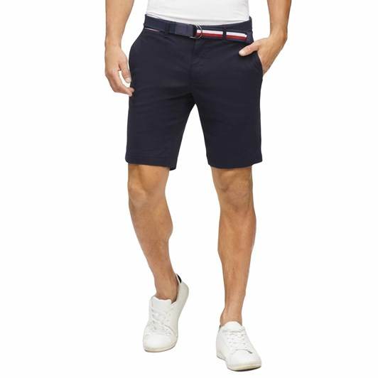 Tommy Hilfiger Ec Brooklyn Short B.Twll + Belt