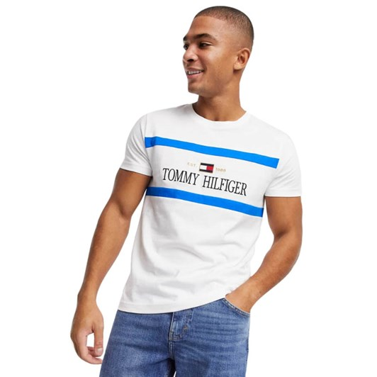 Tommy Hilfiger Cut And Sewn Branded Tee