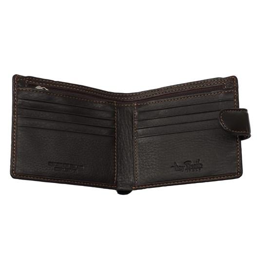 Tony Perotti NZ Deer 8 Card Holder Wallet w Zip