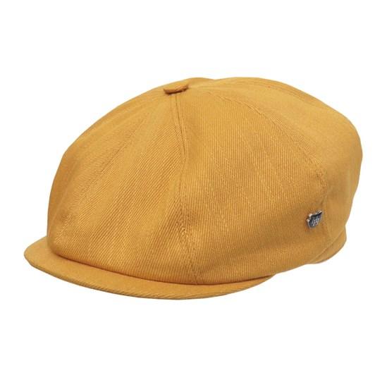 Hills Hats Essential Denim Caddy Cap