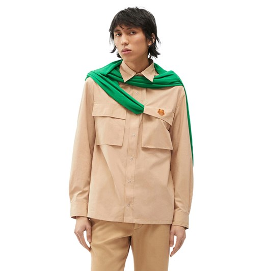 KENZO Tiger Crest Overshirt