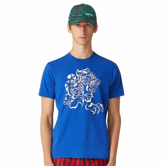 KENZO x KANSAIYAMAMOTO 'Three Tigers' T-Shirt