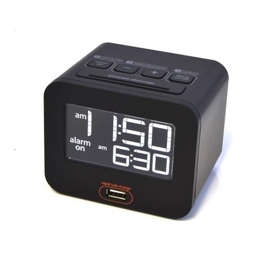 Brantas HT160 Alarm Clock W/2.1 USB Charging