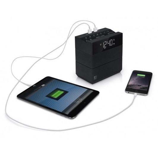 Brantas Sound Rise Hotel Bluetooth Speaker with Radio-Alarm