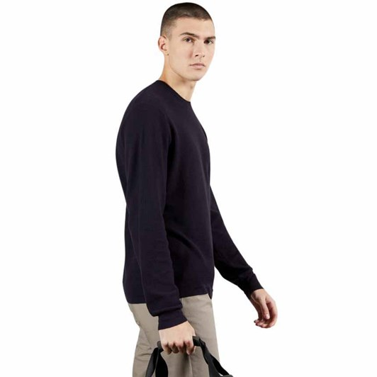 Ted Baker Staylay Long Sleeve Crew Neck Jumper