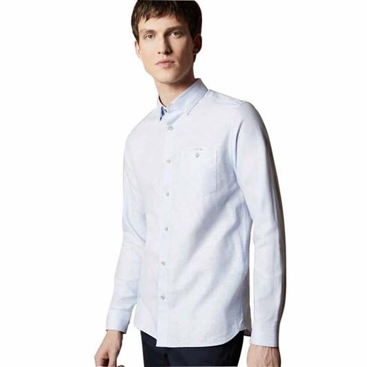 Ted Baker Tiptoe Long Sleeve Nen Shirt