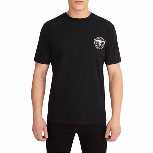 R.M. Williams Longhorn Medallion T-Shirt