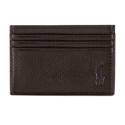 Polo Ralph Lauren Pebble Leather Card Case