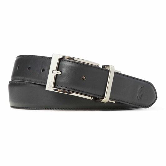 Polo Ralph Lauren Reversible Leather Dress Belt