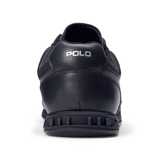 Polo Ralph Lauren Irvine Leather Trainer