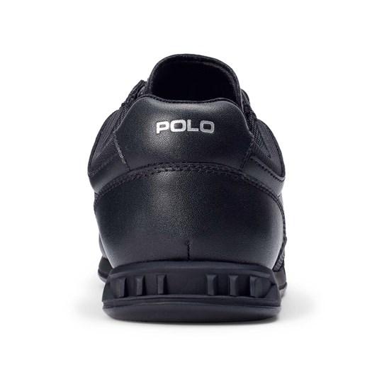 Polo Ralph Lauren Irvine Leather Trainer