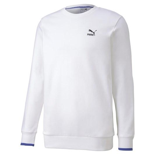 Puma Sport Crew Sweat - Puma White