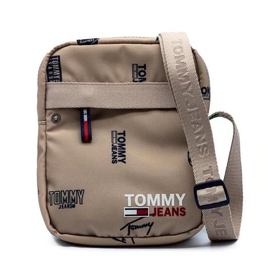 Tommy Jeans TJM Campus Reporter Print Bag