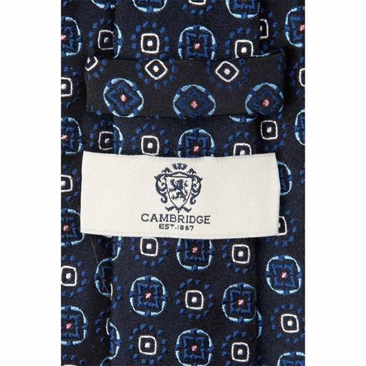 Cambridge Foulard 7.5Cm Tie