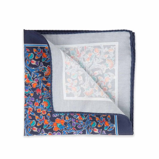 Gibson Wild Vines Pocket Square