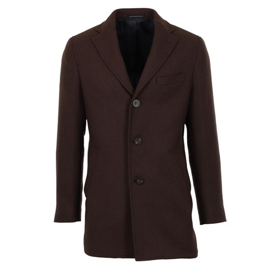 Joe Black Lowell Overcoat Faj799