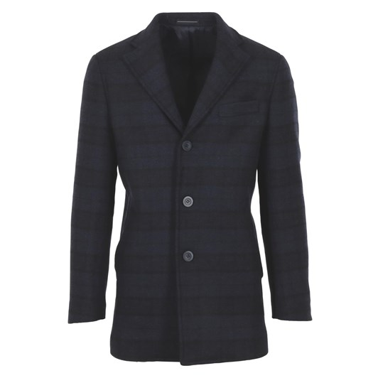 Joe Black Lowell Overcoat Faj700