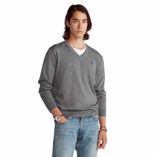 Polo Ralph Lauren Slim Washable Merino Sweater