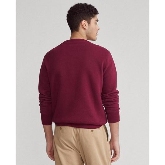 Polo Ralph Lauren Preppy Bear Fleece Sweatshirt