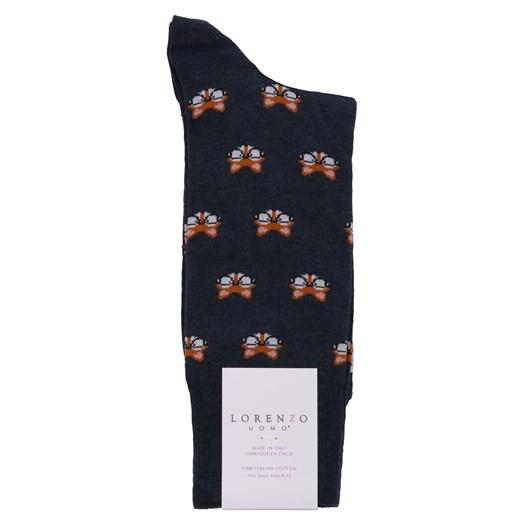 Lorenzo Nerd Fox Socks