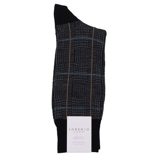 Lorenzo Glen Plaid Socks