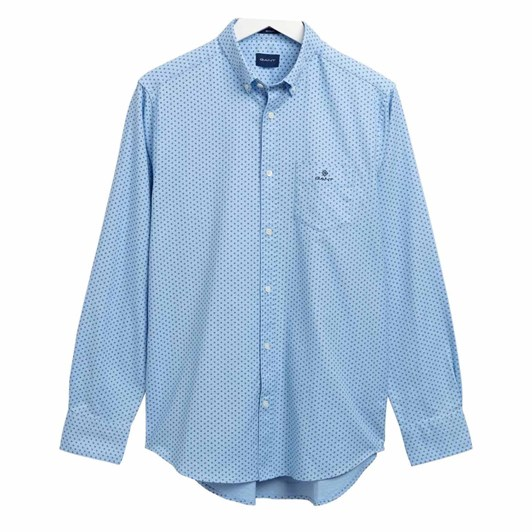 Gant Regular Fit Geometric Floral Print Shirt