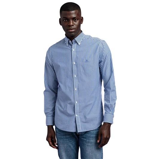 Gant Regular Fit Stripe Broadcloth Shirt